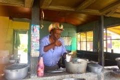 Straßenküche