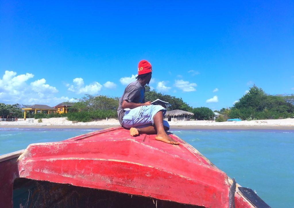Jamaika Mietwagen Rundreise Pelican Bar