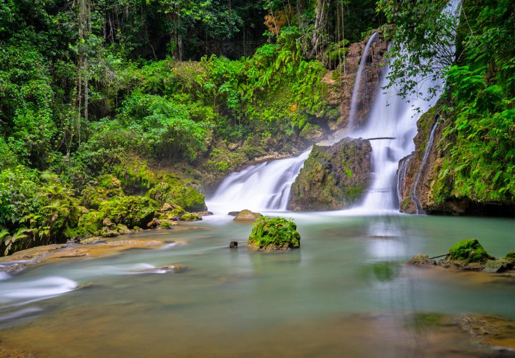 Jamaika Rundreisen Wasserfälle