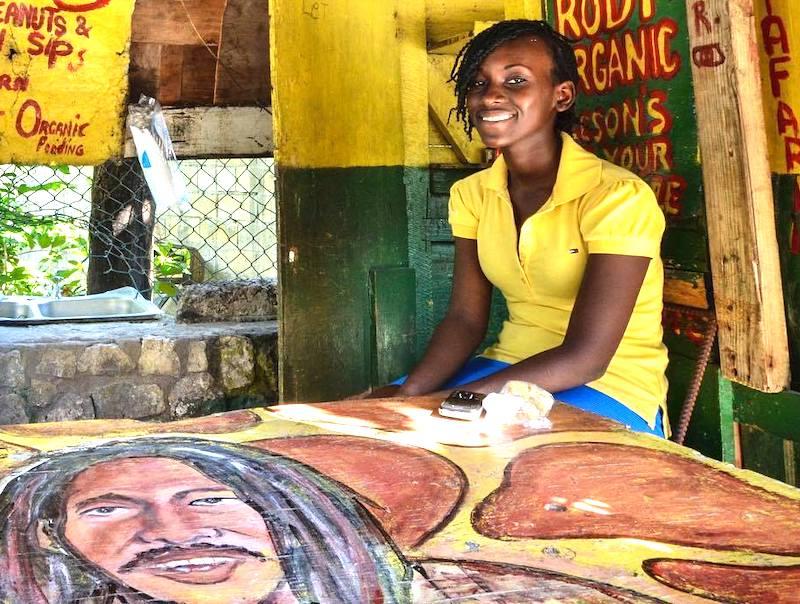 Jamaikanisches Landleben