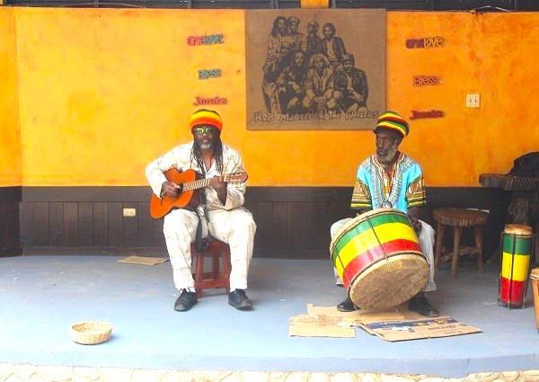 Jamaika Sehenswürdigkeiten Nine Miles