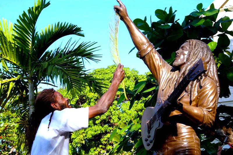 Jamaika Urlaub buchen Bob Marley