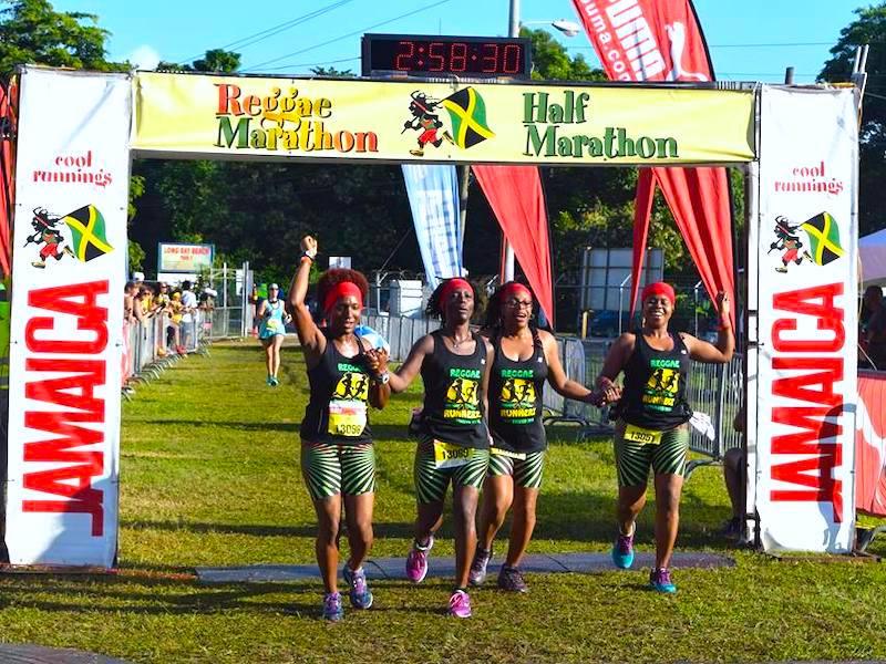 Jamaika Reggae Marathon