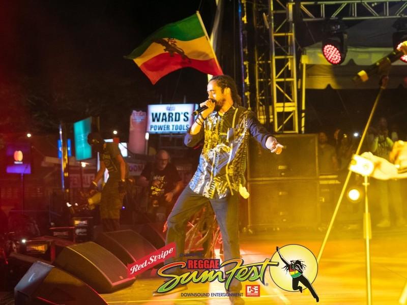 Jamaika Festivals Reggae Sumfest