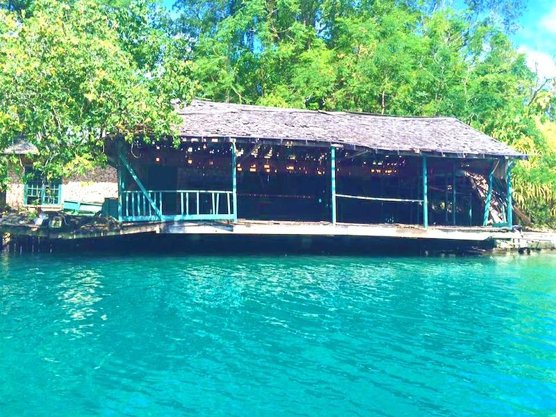 Jamaika Lifestyle an der Blue Lagoon