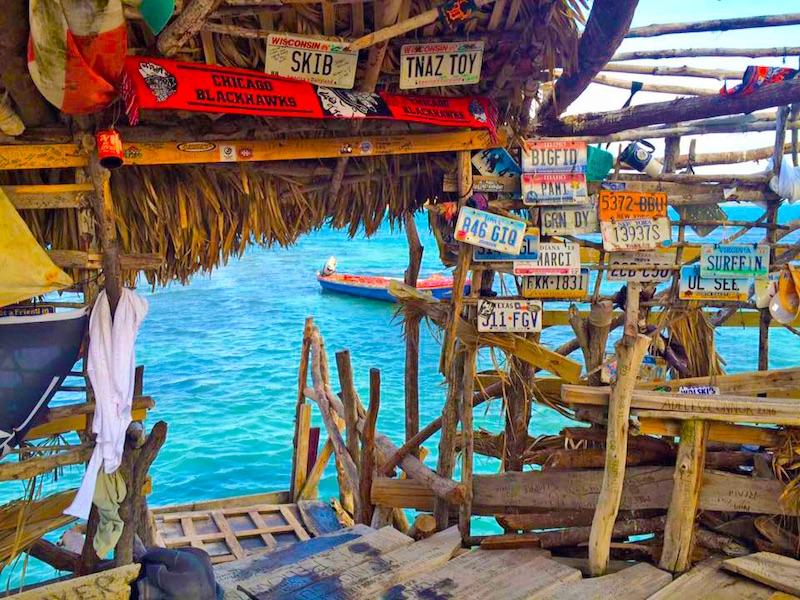 Jamaika Lifestyle in der Pelican Bar