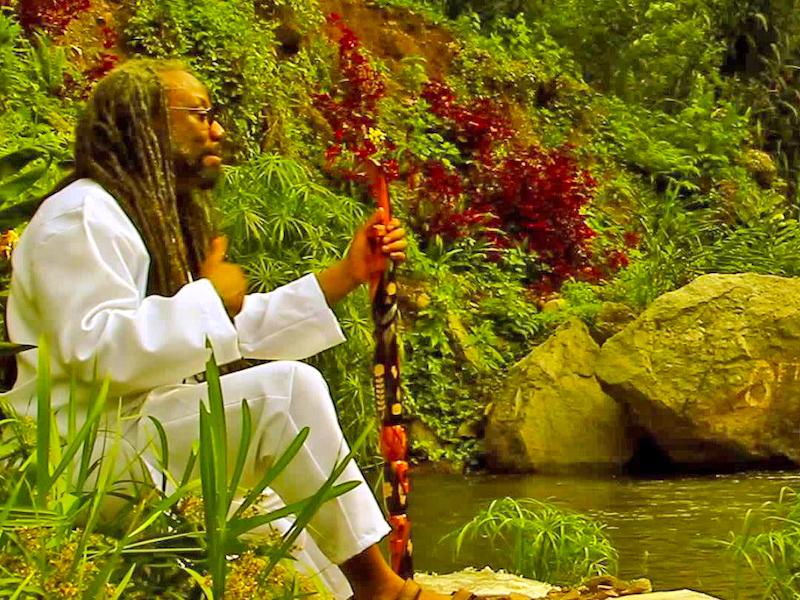Jamaika Rastafaris
