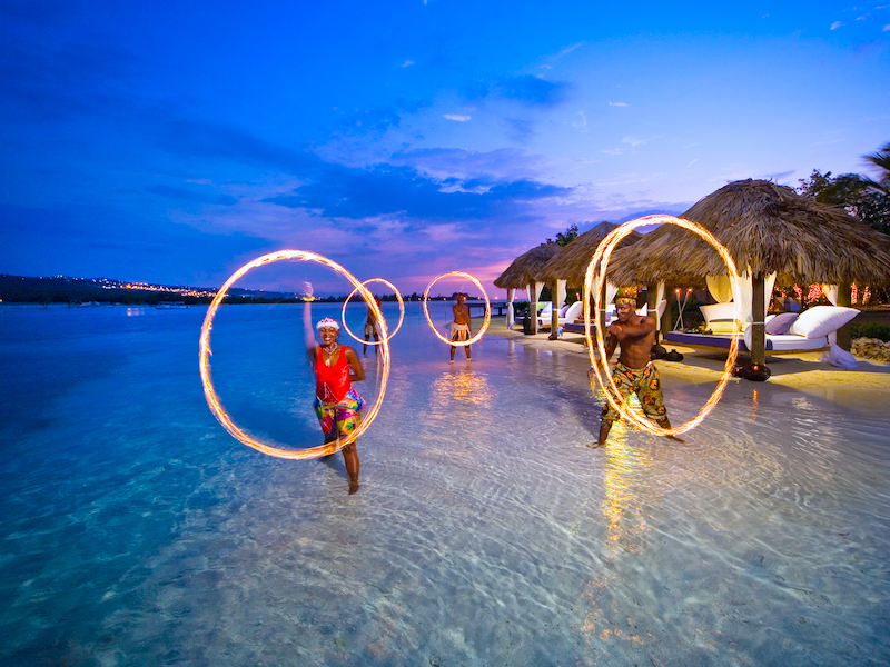 Luxusurlaub auf Jamaika