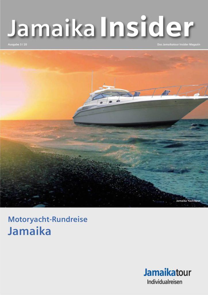 Jamaika Erfahrungen PDF Motoryacht Rundreise