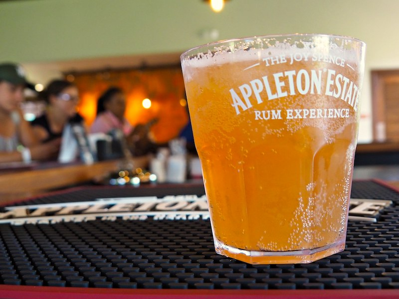 Appleton Rum Estate Jamaika