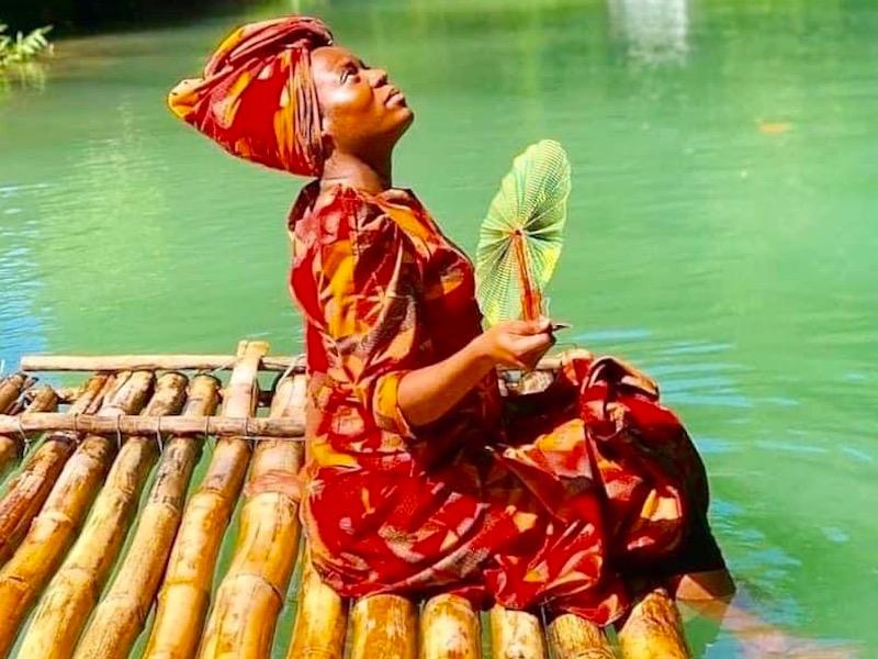 In Jamaika haben alle Spaß zusammen, egal ob Einheimischen oder Touristen