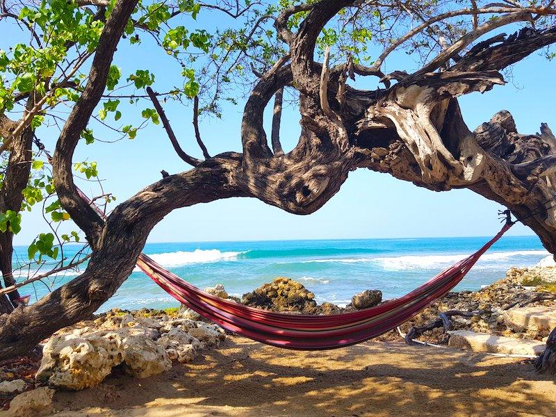 Jamaika Reisebericht Relaxen in der Hängematte