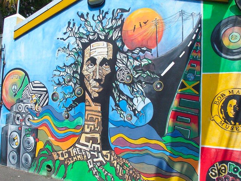Bob Marley Museum, Kingston Jamaika