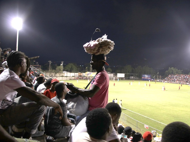 Kingston Fußball Stadion