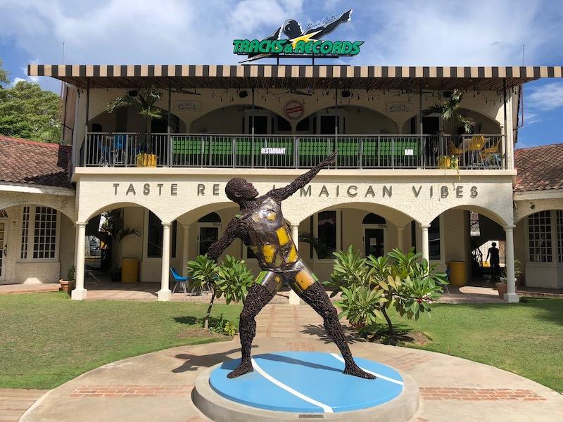 Jamaika Reisebericht Usain Bold Restaurant