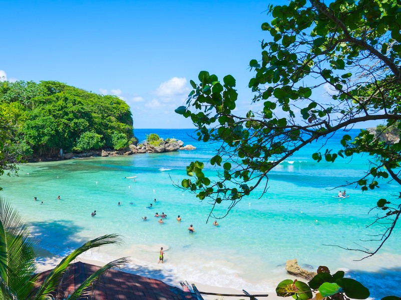 Jamaika Reisebericht Winnifred Beach