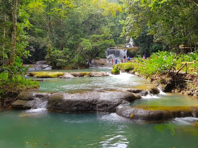 Jamaika YS Falls
