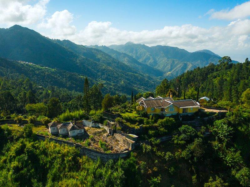 Natur Urlaub in Jamaika in den Blue Mountains