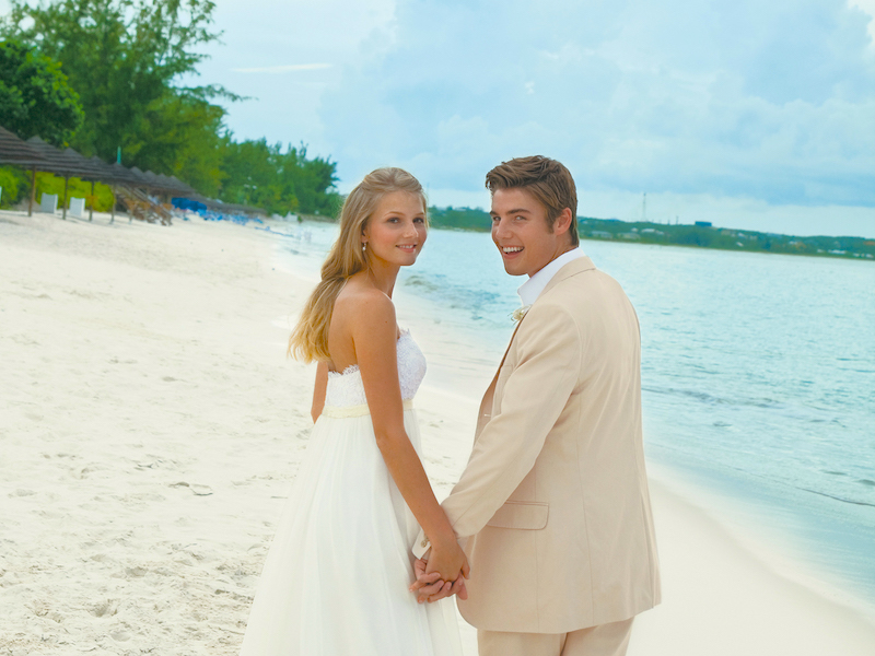 Heiraten in Jamaika Hochzeitsreise