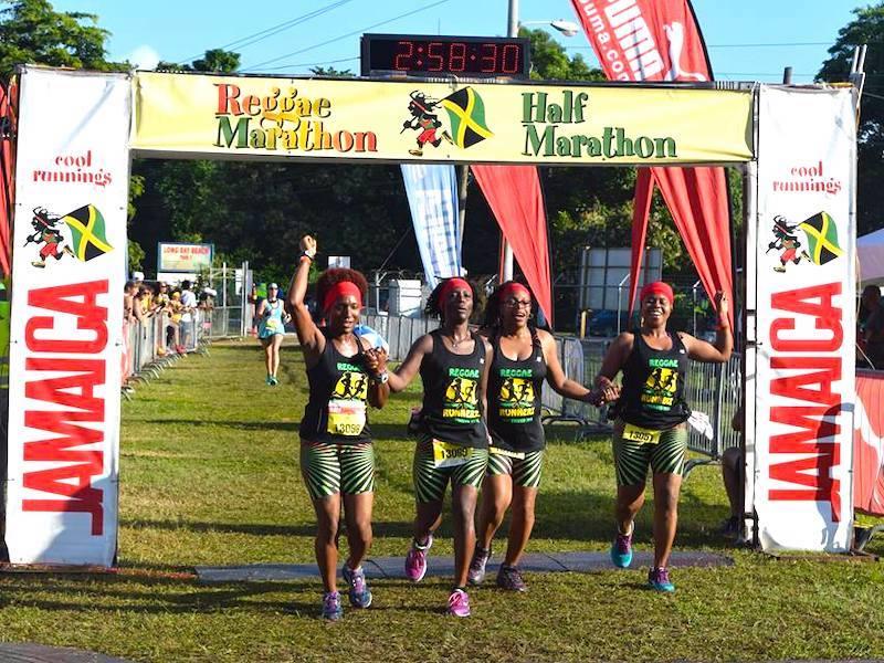 Aktivurlaub in Jamaika Marathon