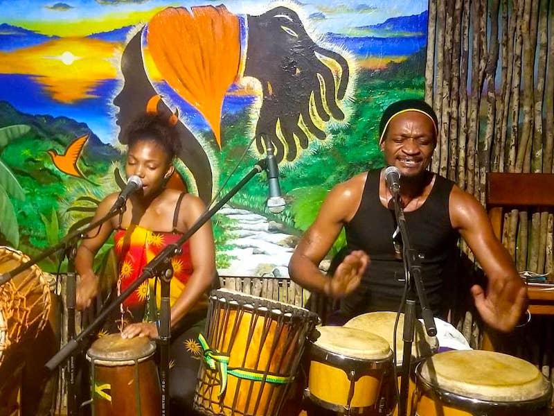 Kultur in Jamaika mit Reggae