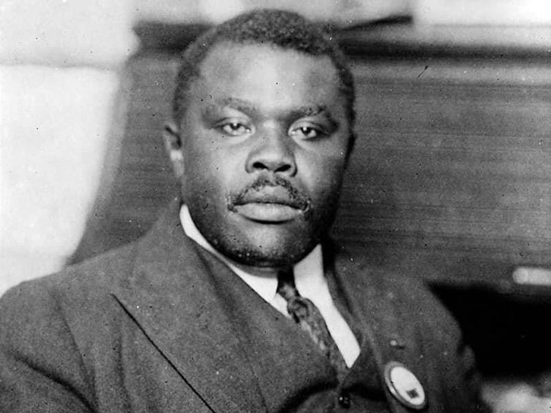 Jamaika Geschichte Markus Garvey